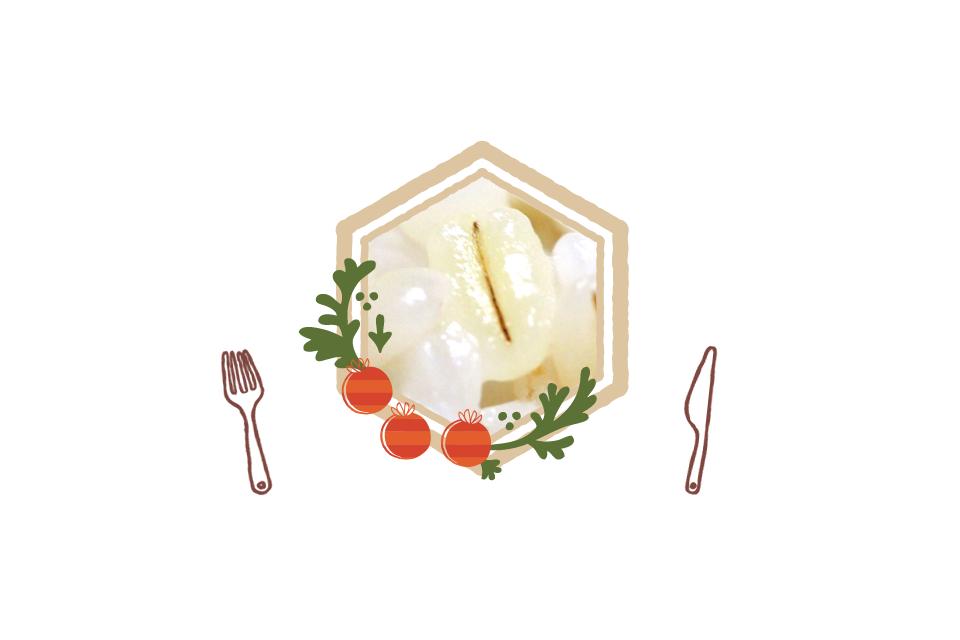 もち麦サラダ3
